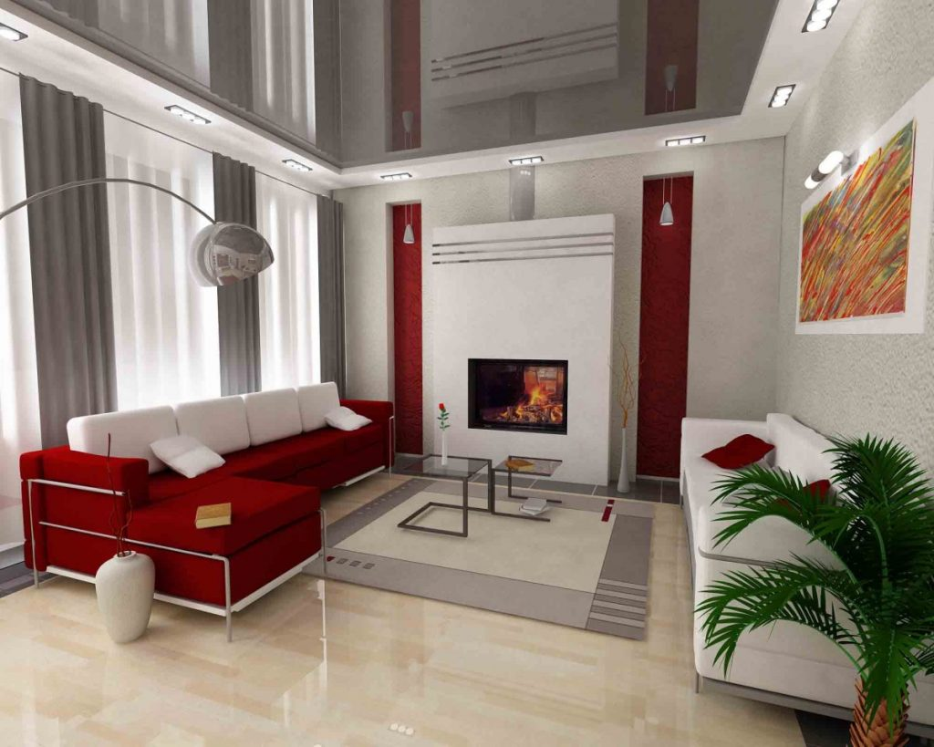 Комнатный дизайн картинки