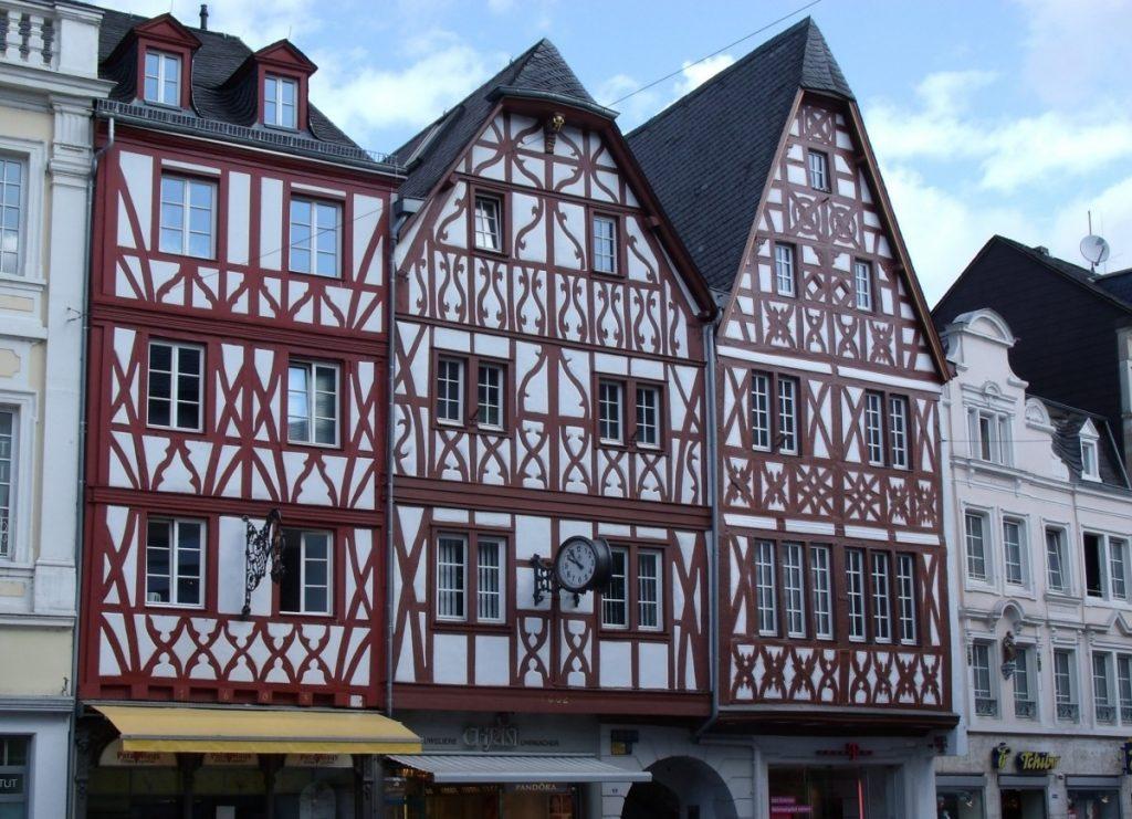 микс это традиционные немецкие дома фото можно использовать