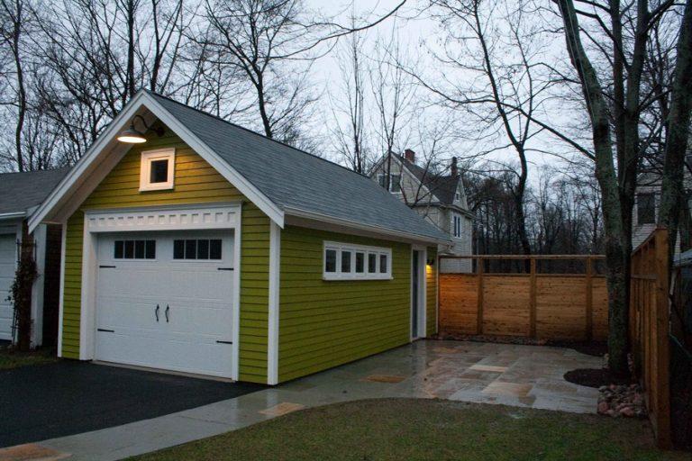 фото гаражей и домов рядом ближайшее