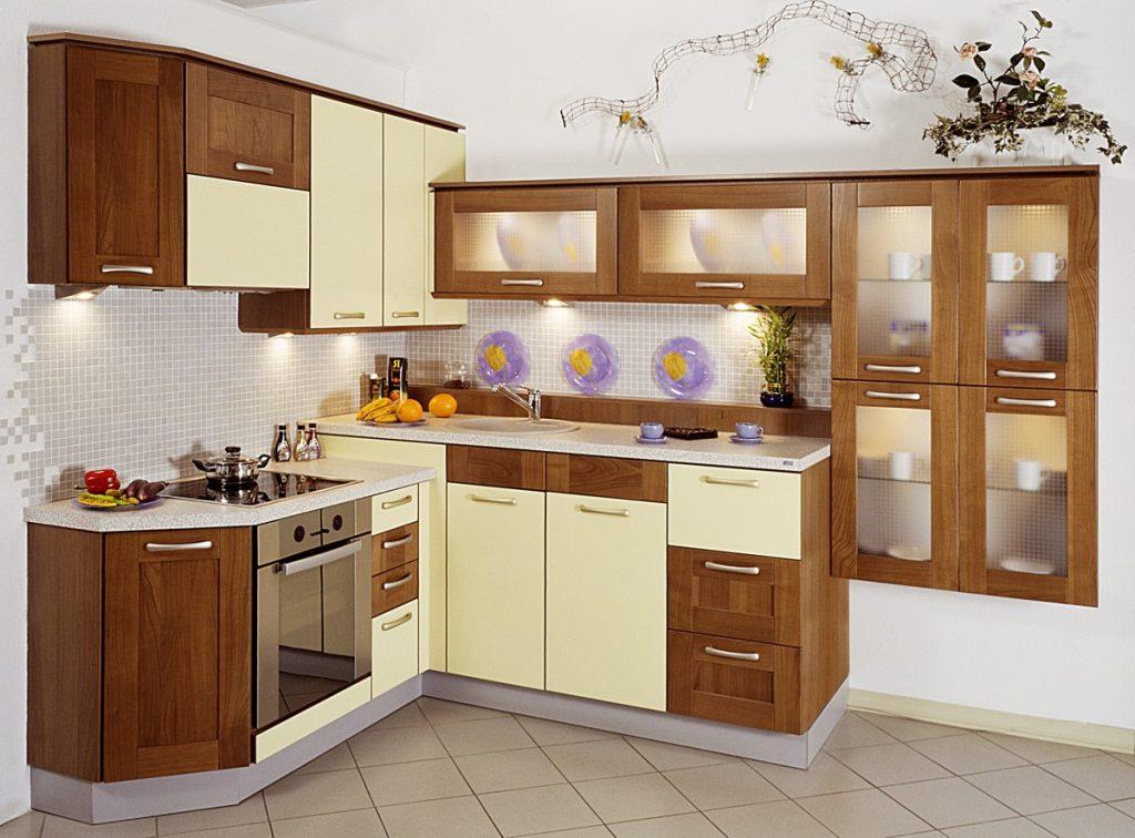 фото различные модели угловых кухонь забывайте том, что